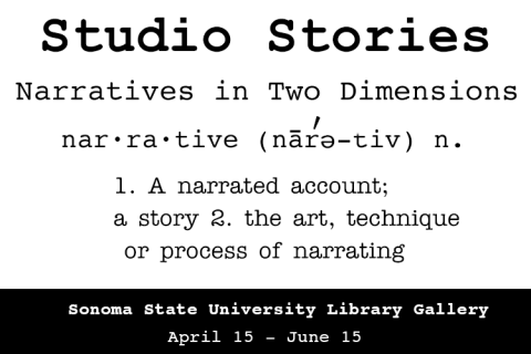 Studio Stories, Narratives n Two Dimensions