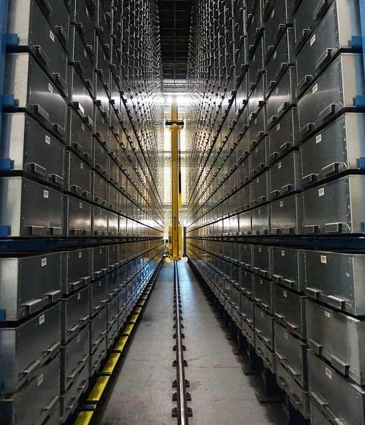 Automated Retrieval System University Library