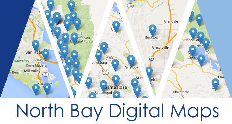North Bay Digital Maps
