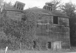 Mill that has been abandoned
