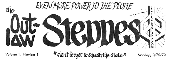 Outlaw Steppes.  Even more power to the people.