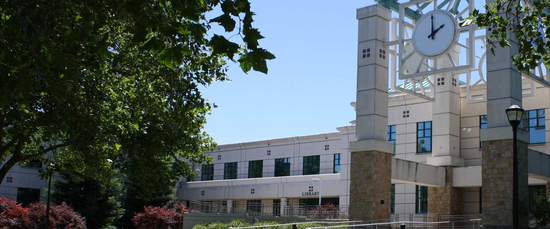 Clocktower of the University Library
