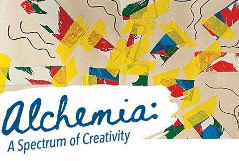 Alchemia: A Spectrum of Creativity