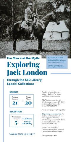 Exploring Jack London