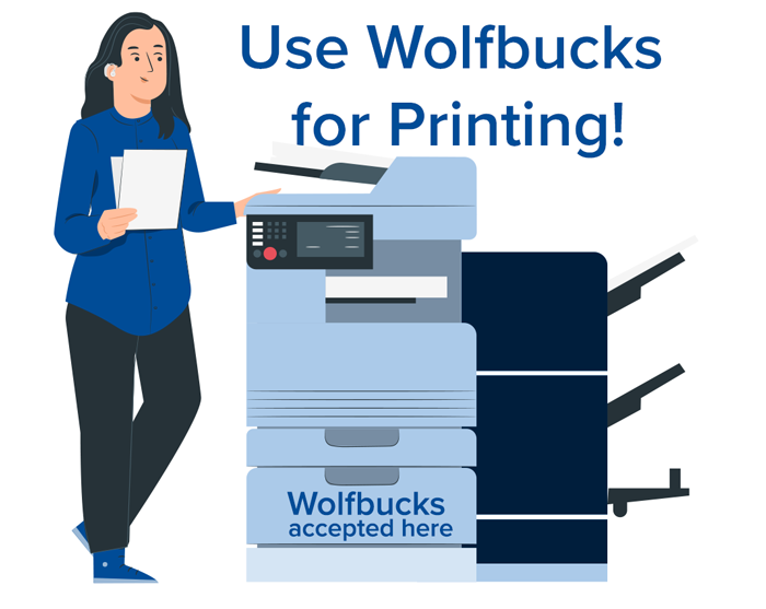 Wolfbucks for printing